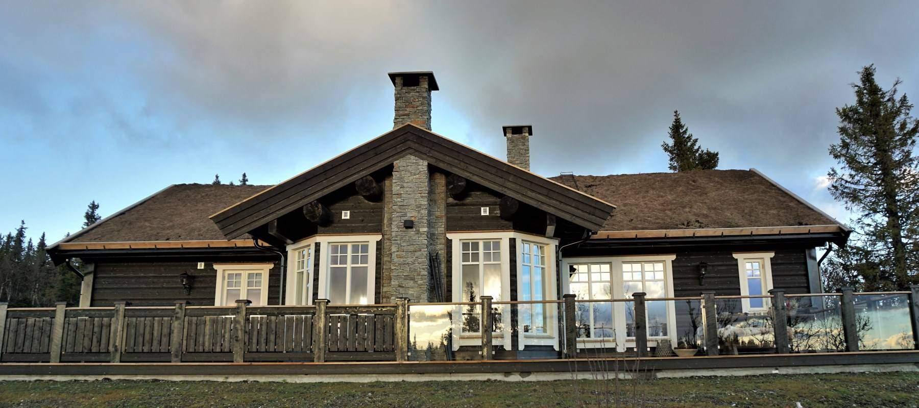 2340 Hytte på Aurdal