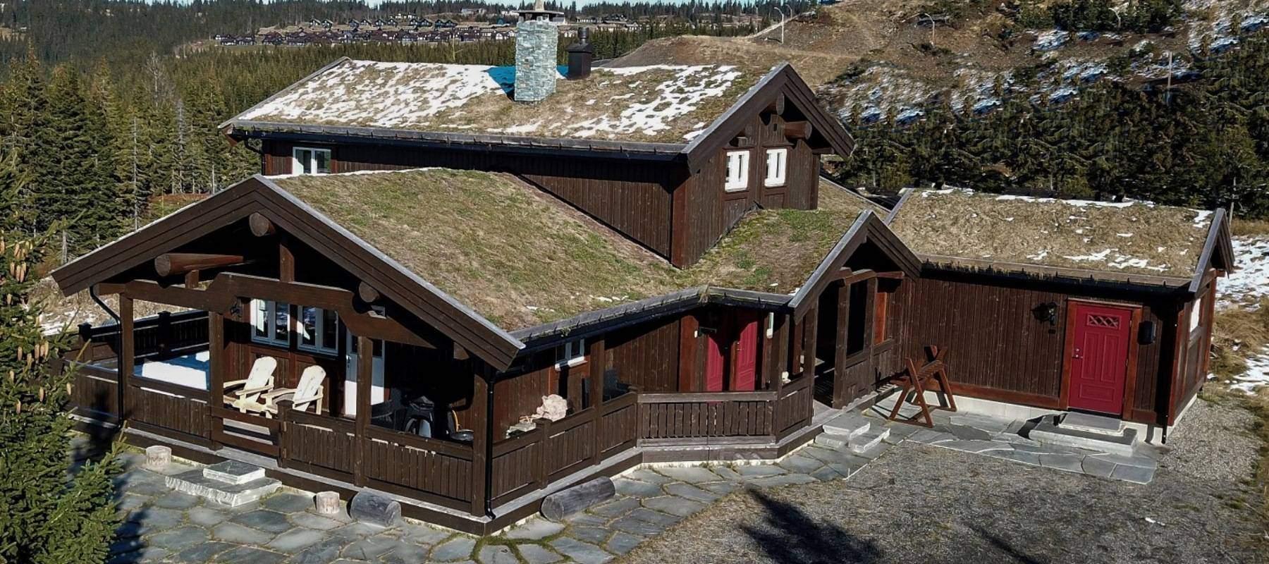 2407 Hytte på Mosetertoppen