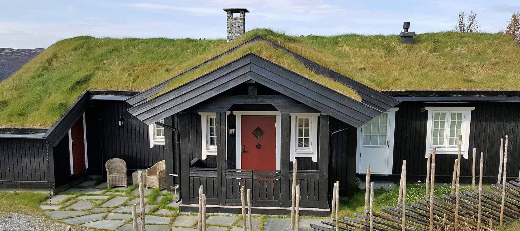 2900 Fra hytte på Gålå
