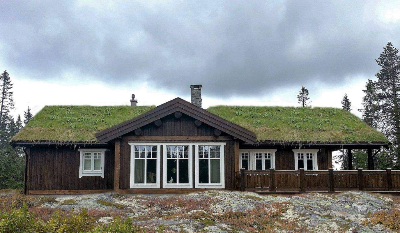 02 Hyttemodell Trysil 110A