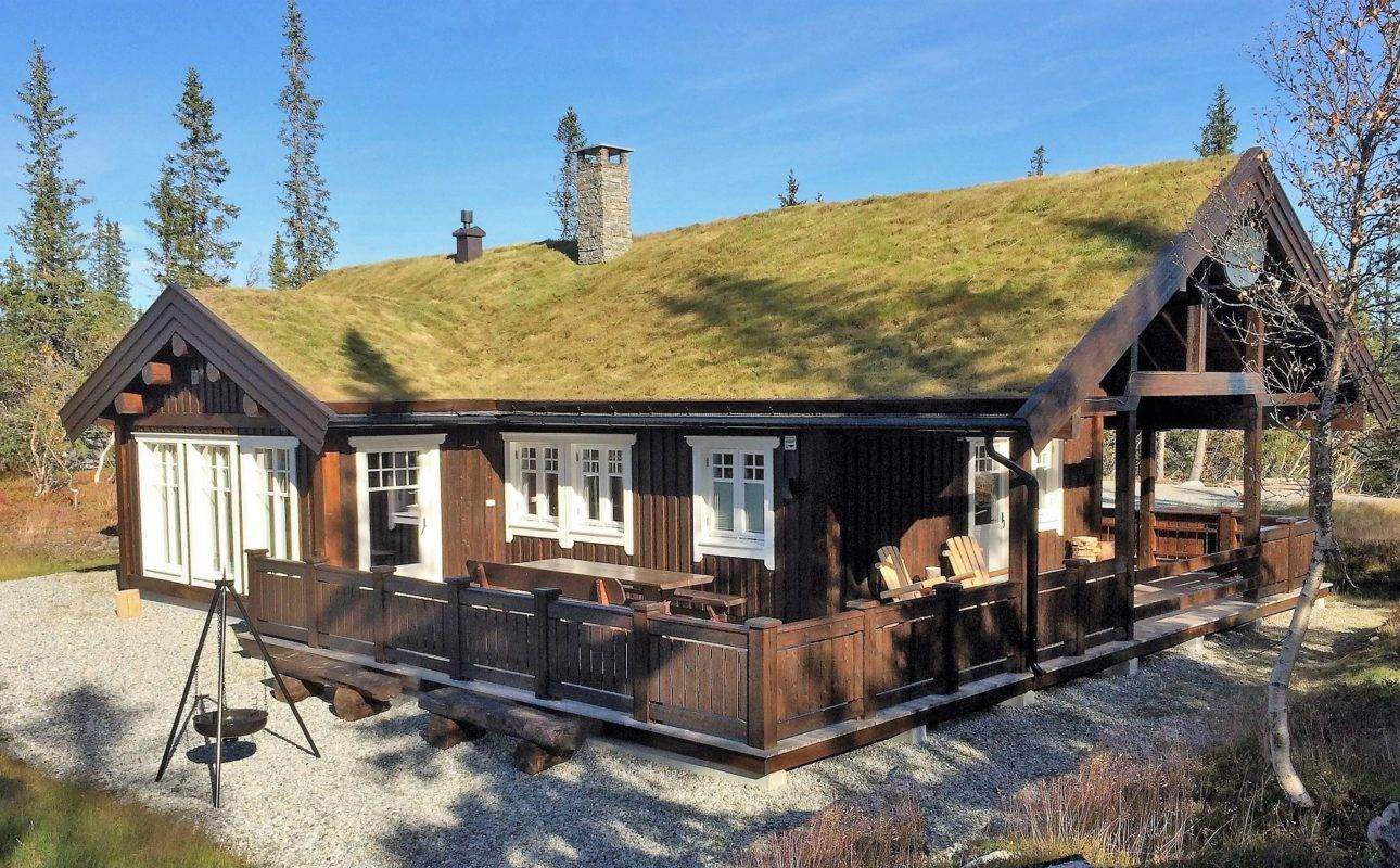 06 Hyttemodell Trysil 110A