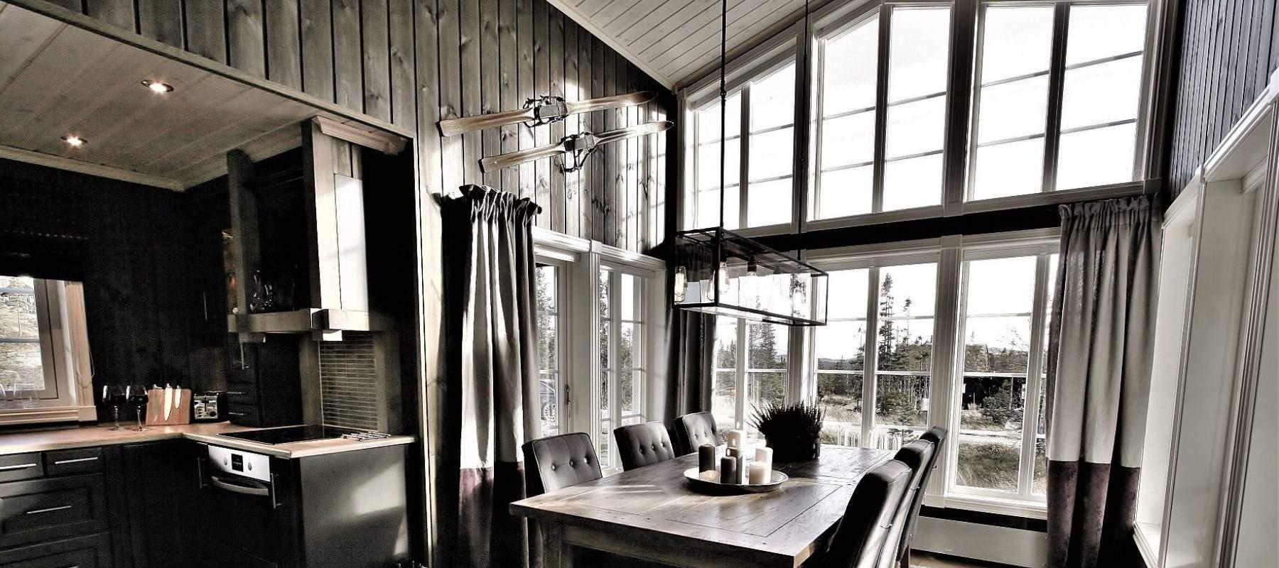 10 Hytteinteriør Inspirasjon Veggli – Stryn 92