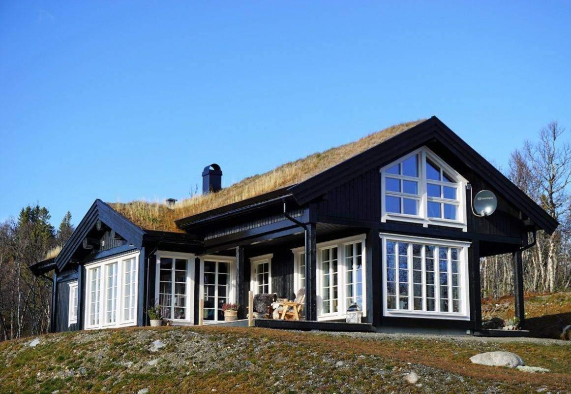 100 Hytte Aurdal Stryn 97 186-100