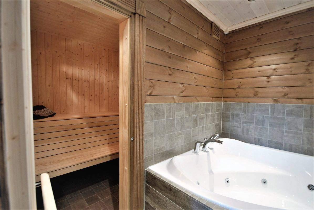 104 Hyttemodell Trysil 110A Hovebad og badstue