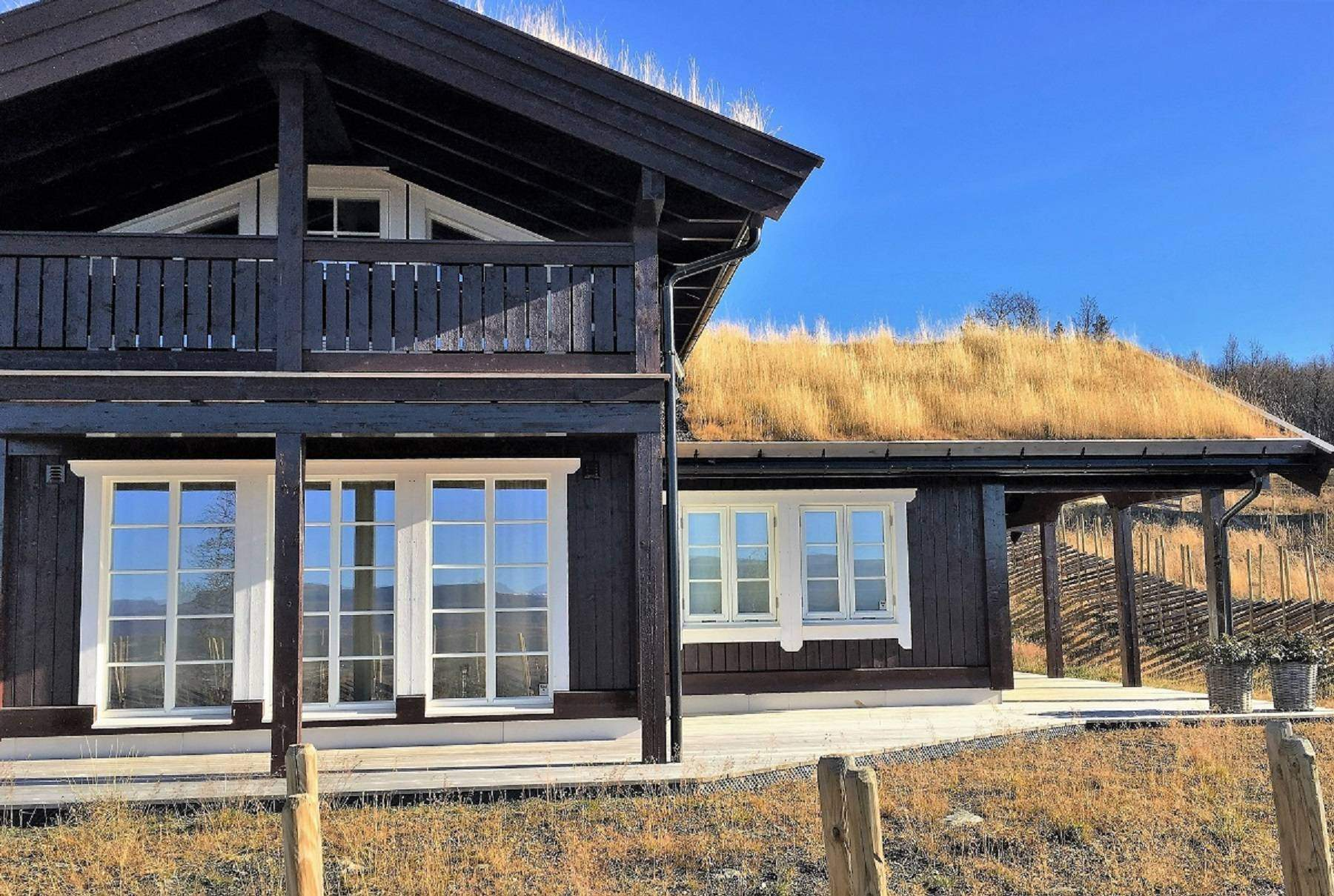 106 Hytte Høyset Panorama – Rondeslottet 95