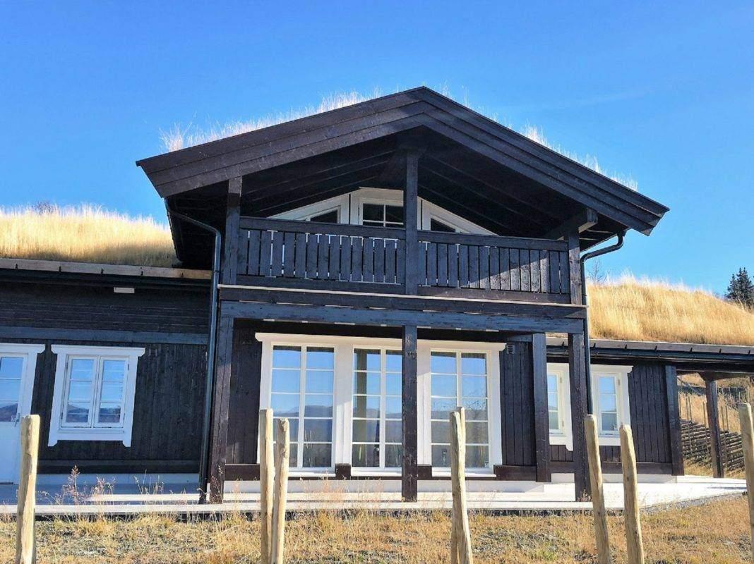 108 Hytte Høyset Panorama – Rondeslottet 95