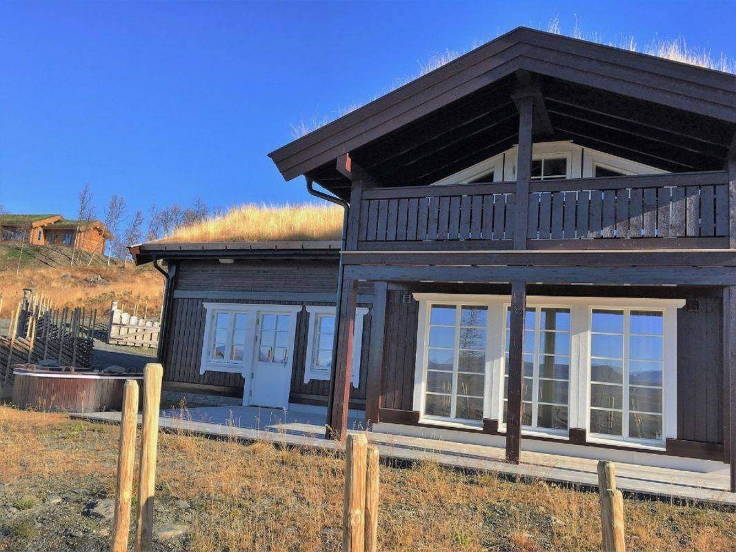 110 Hytte Høyset Panorama – Rondeslottet 95