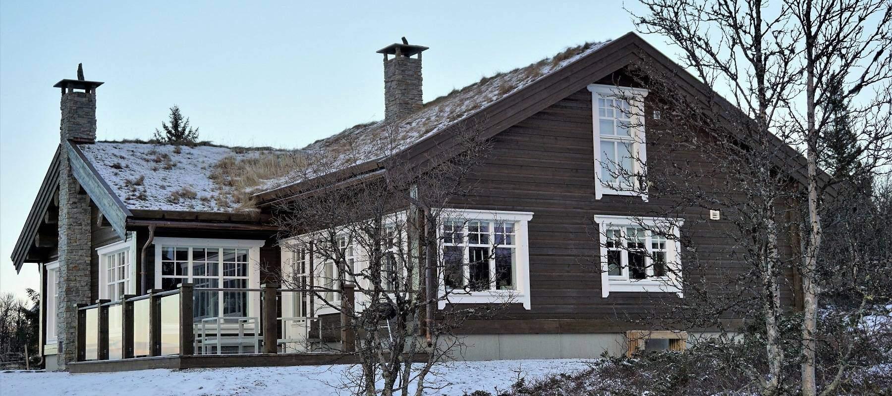 110 Hytteleverandor – Tiurtoppen Hytter Inspirasjon hytte pa Gålå
