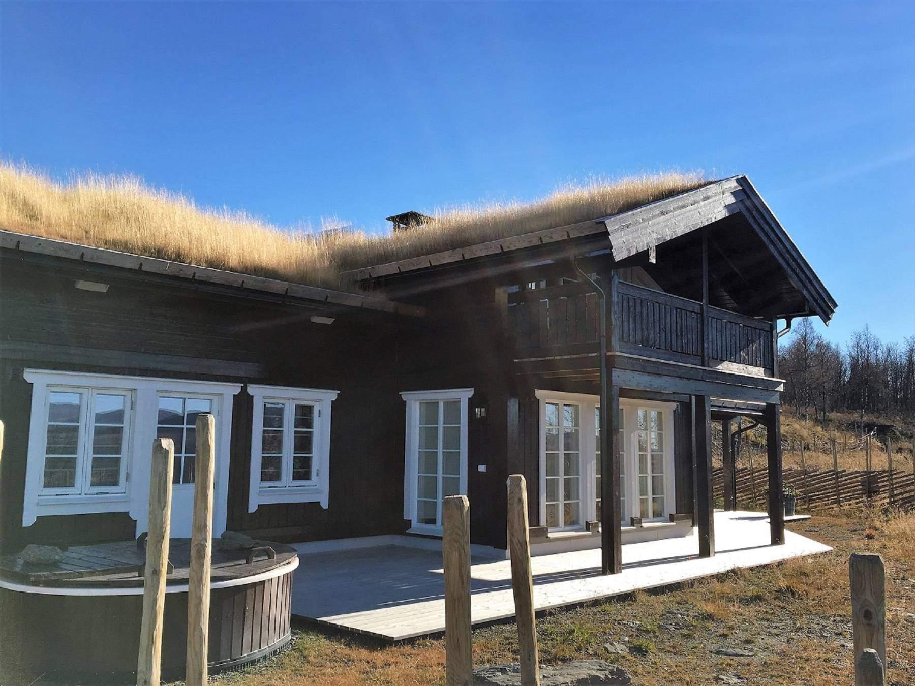 111 Hytte Høyset Panorama – Rondeslottet 95