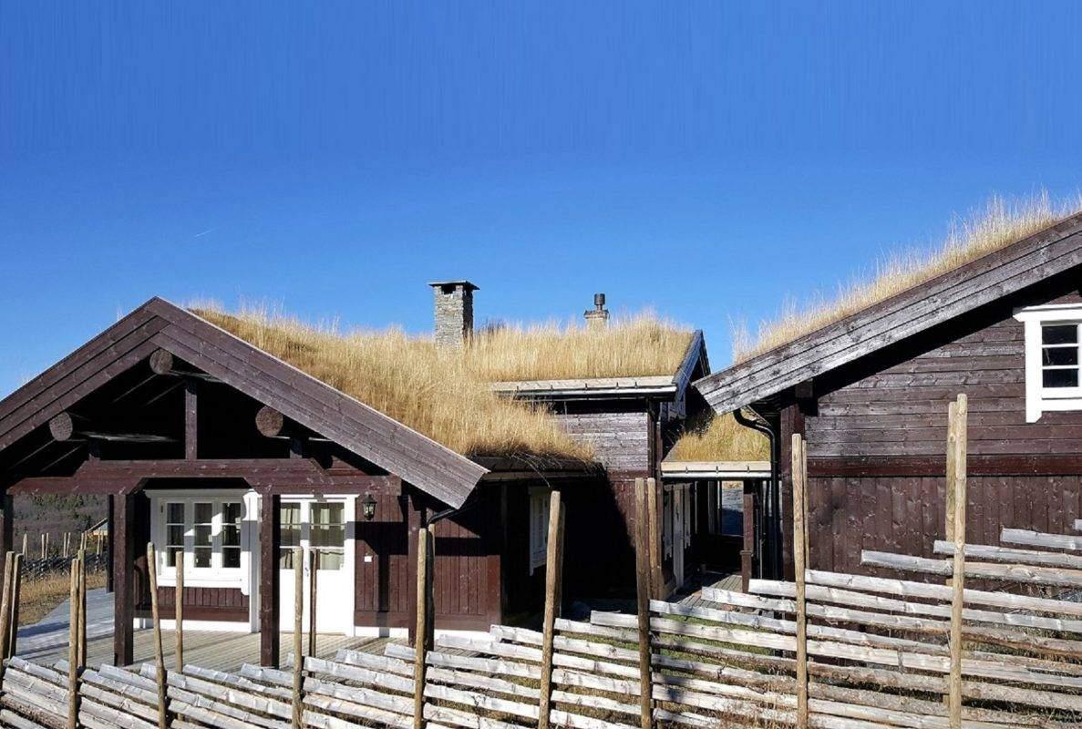 112 Hyttemodell Rondeslottet 95 på Høyset Panorama Vaset