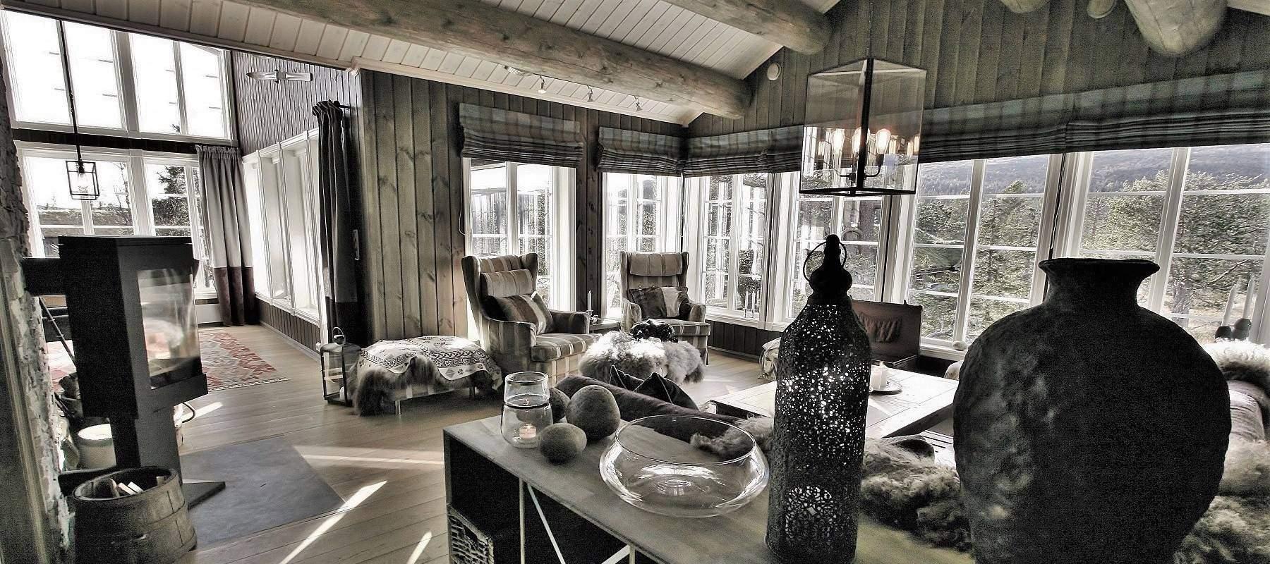 114 Hytteinteriør Inspirasjon Veggli – Stryn 92