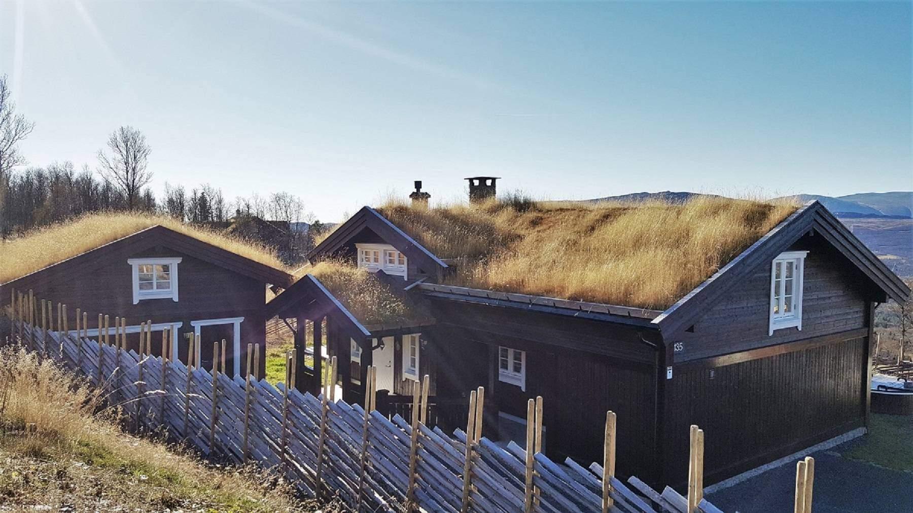 116 Hytte Høyset Panorama – Rondeslottet 95