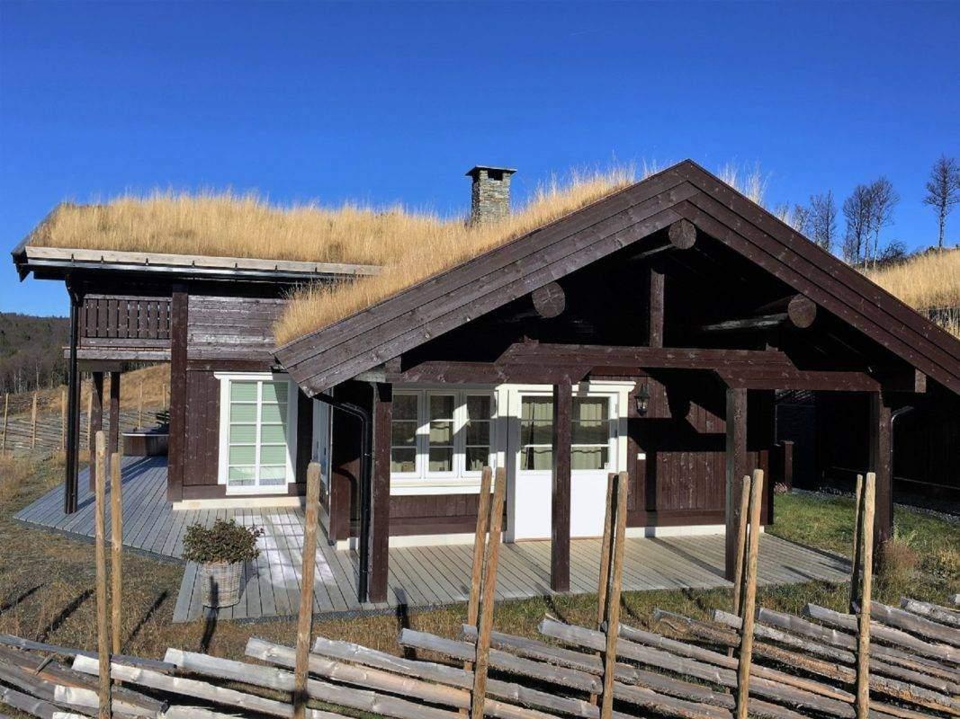 116 Hyttemodell Rondeslottet 95 på Høyset Panorama Vaset