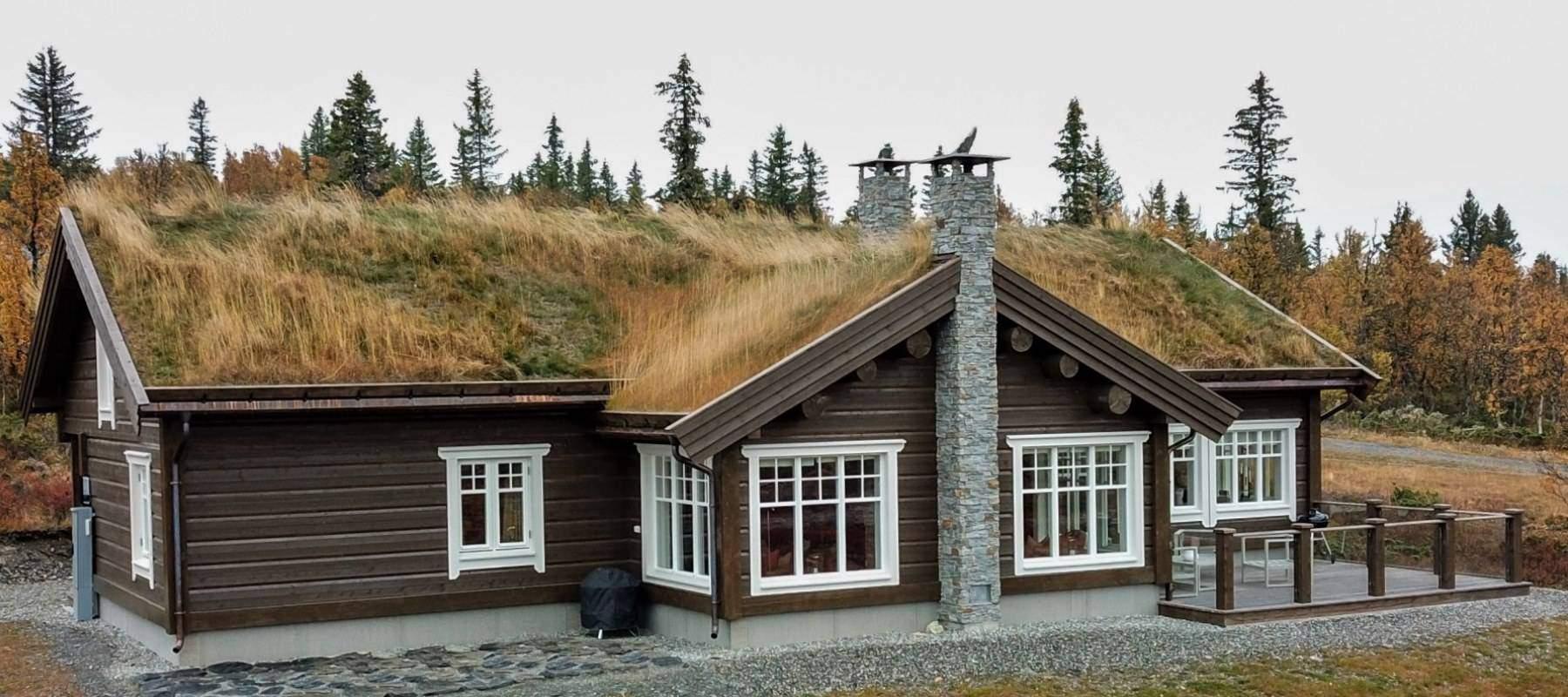 118 Hytteleverandor – Tiurtoppen Hytter Inspirasjon hytte pa Gålå