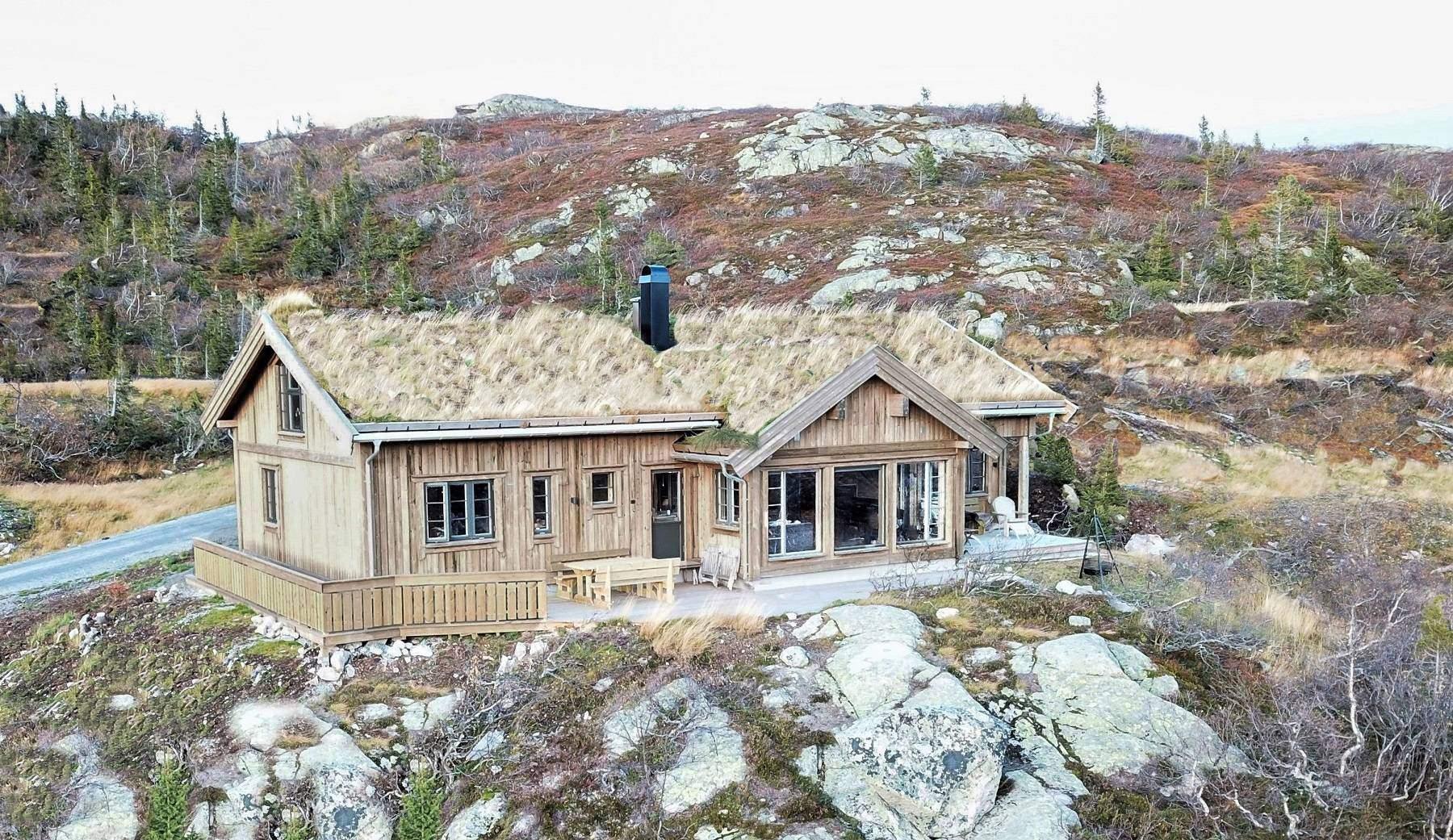 120 Høgevarde 127 – Hytteleverandør Tiurtoppen Hytter