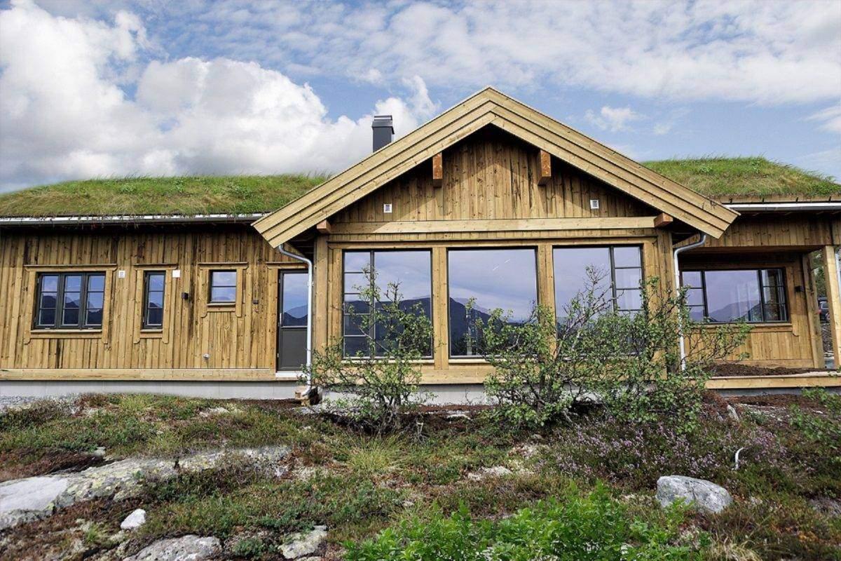 120 Hyttemodell Høgevarde 127 198-38