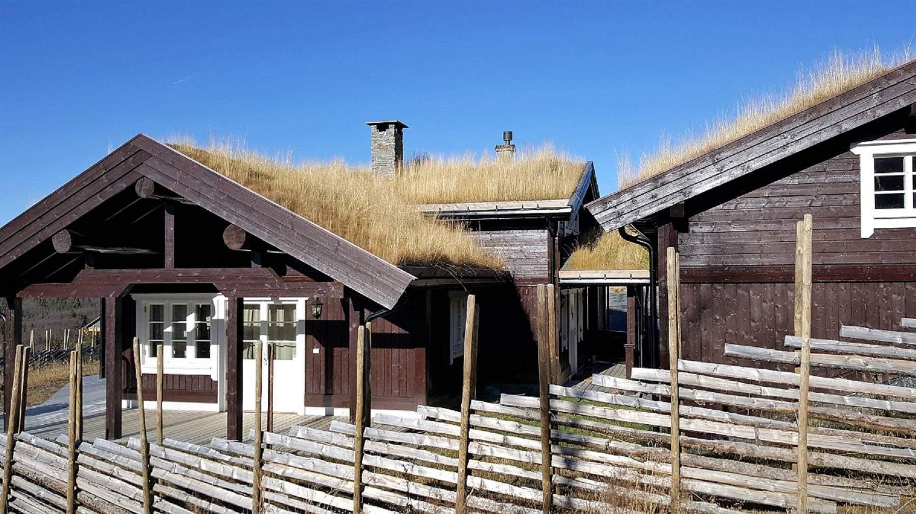 124 Hytte Høyset Panorama – Rondeslottet 95
