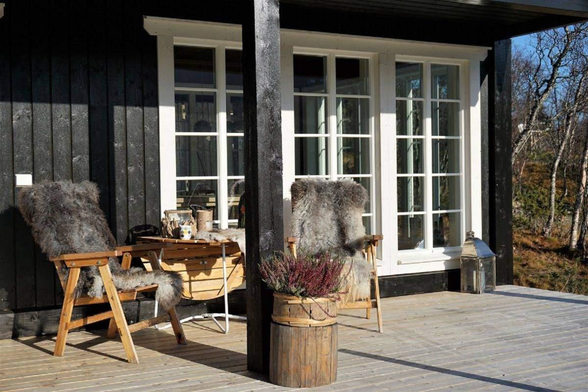 126 Hytte Aurdal Stryn 97 186-126