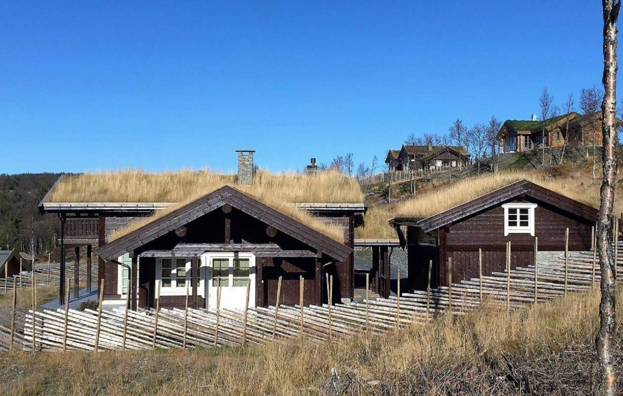 128 Hytte Høyset Panorama – Rondeslottet 95