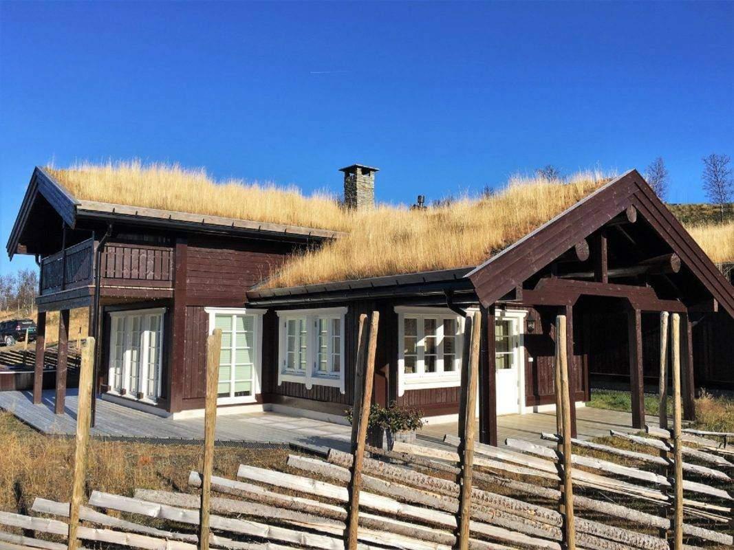 13 Hyttemodell Rondeslottet 95 på Høyset Panorama Vaset