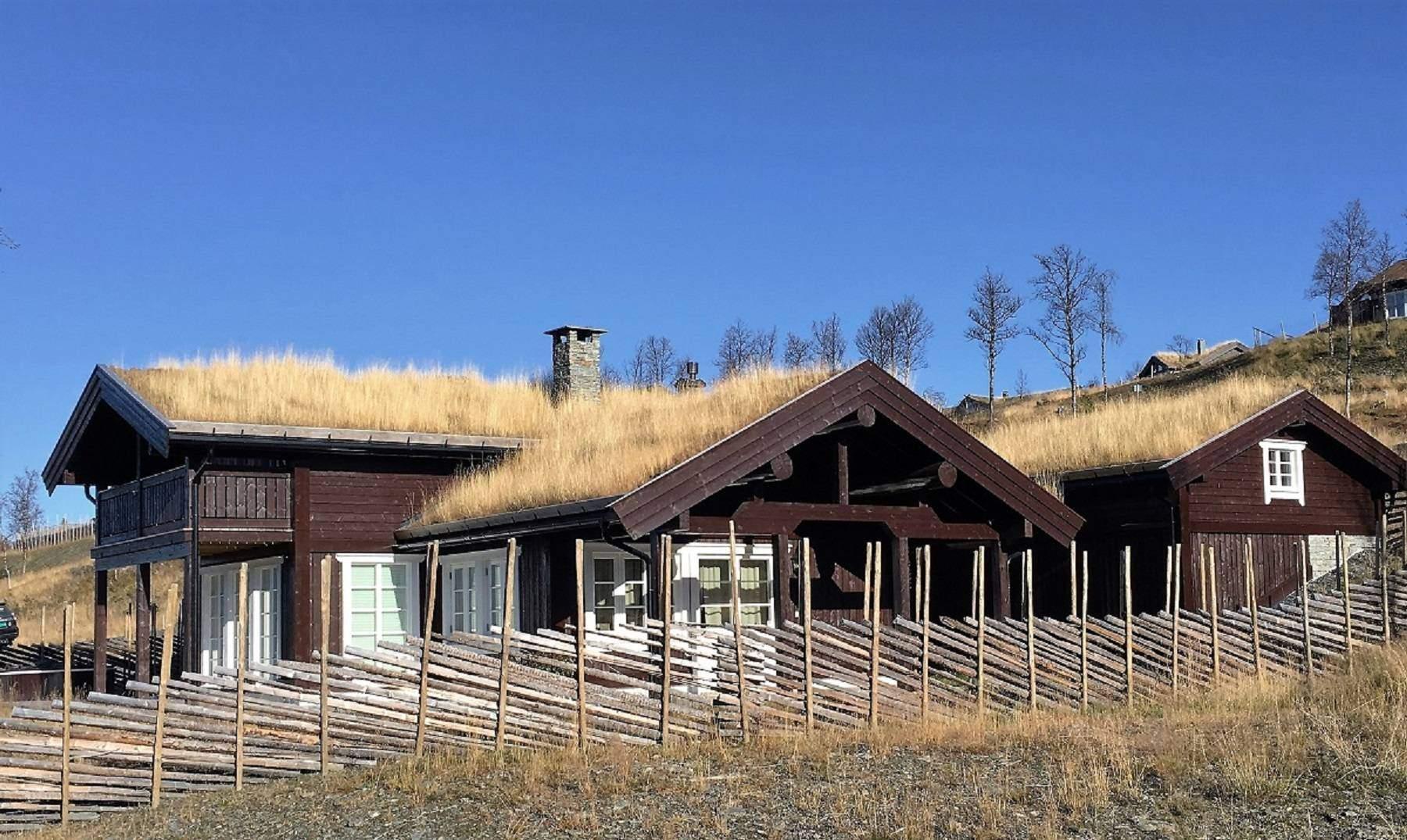 130 Hytte Høyset Panorama – Rondeslottet 95