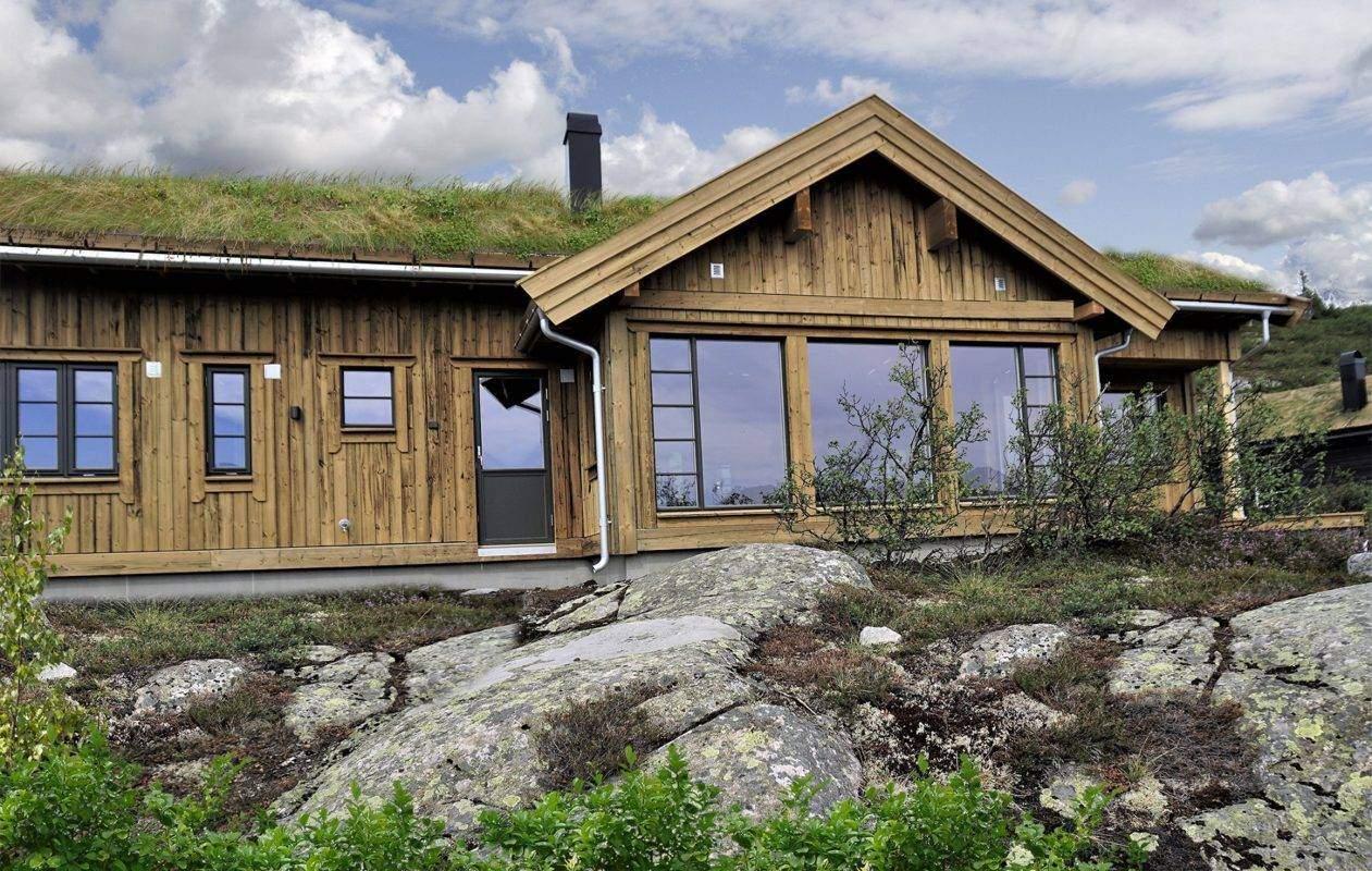 132 Hyttemodell Høgevarde 127 198-32