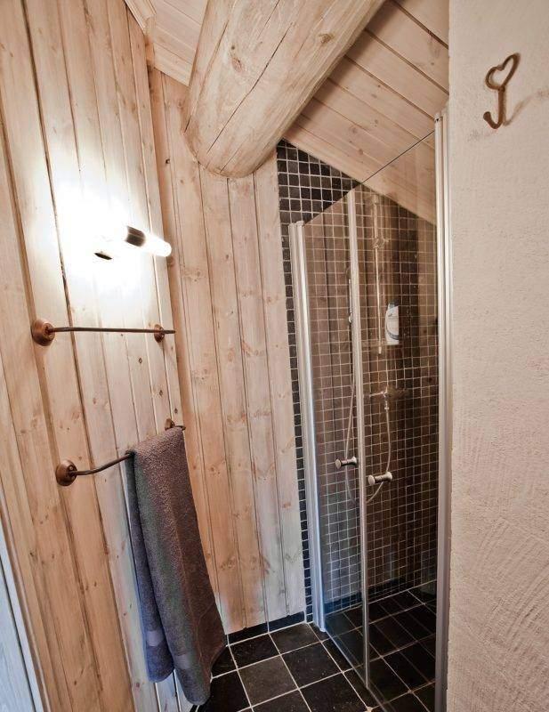 134 Hytte Mostertoppen Hafjell 135 Loftbad