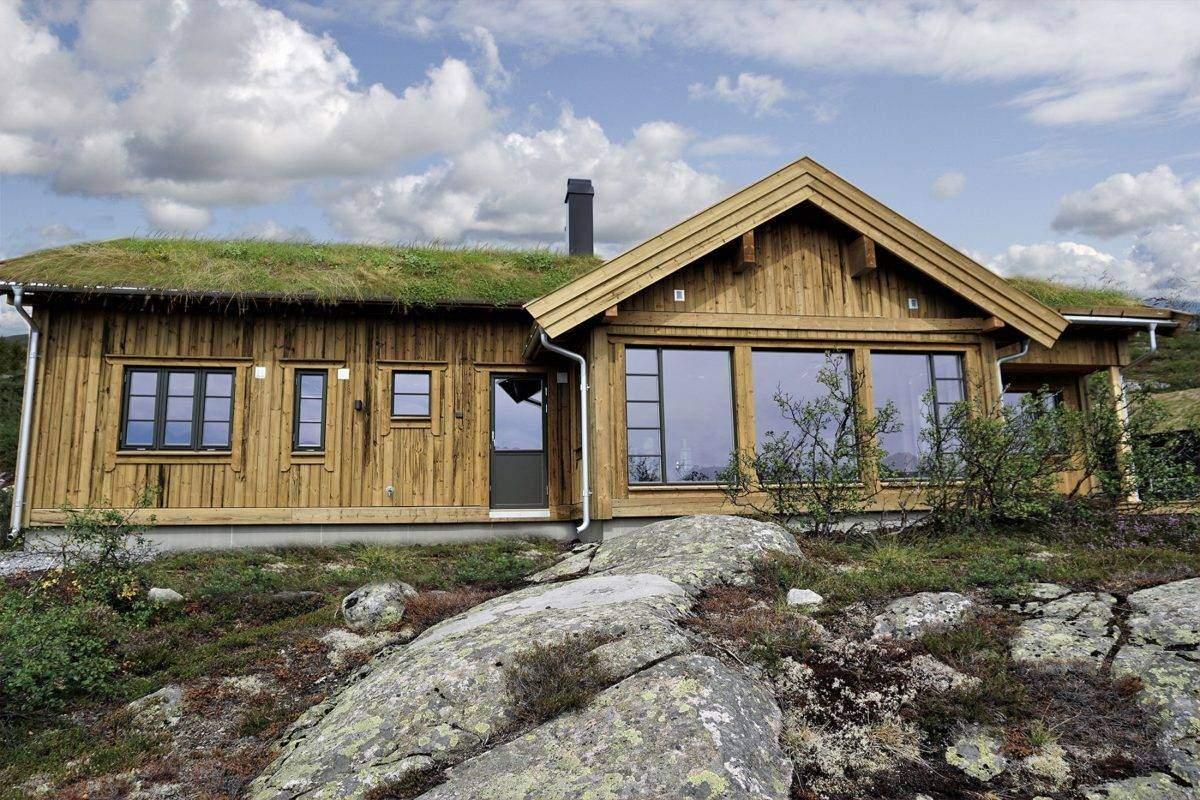 134 Hyttemodell Høgevarde 127 198-34