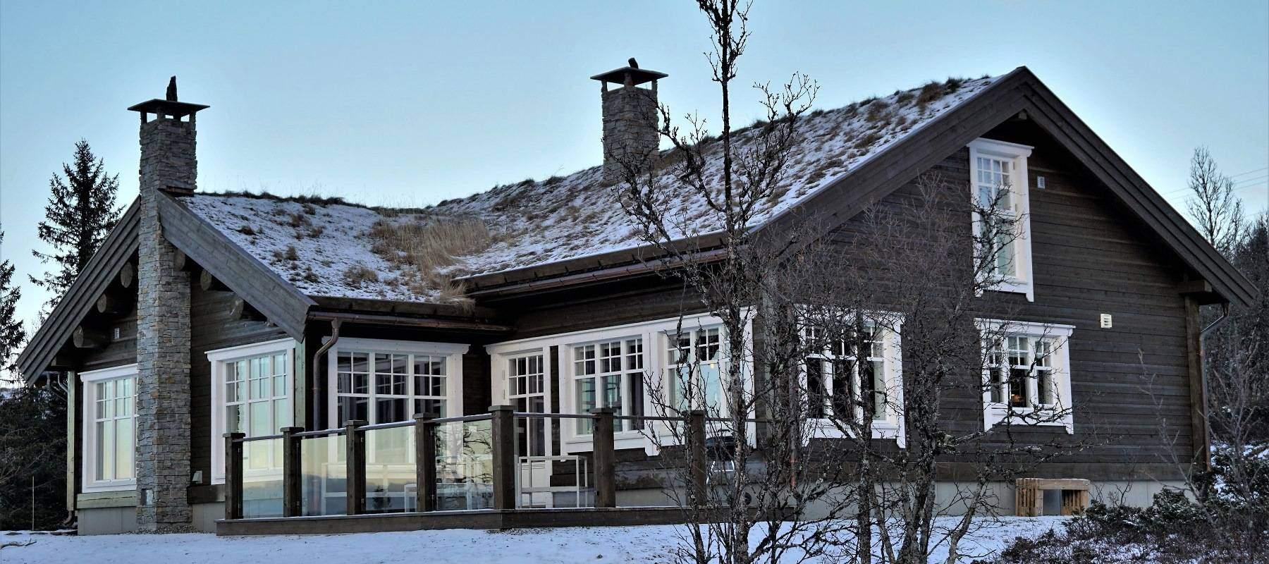 14 Hytteleverandor – Tiurtoppen Hytter Inspirasjon hytte pa Gålå