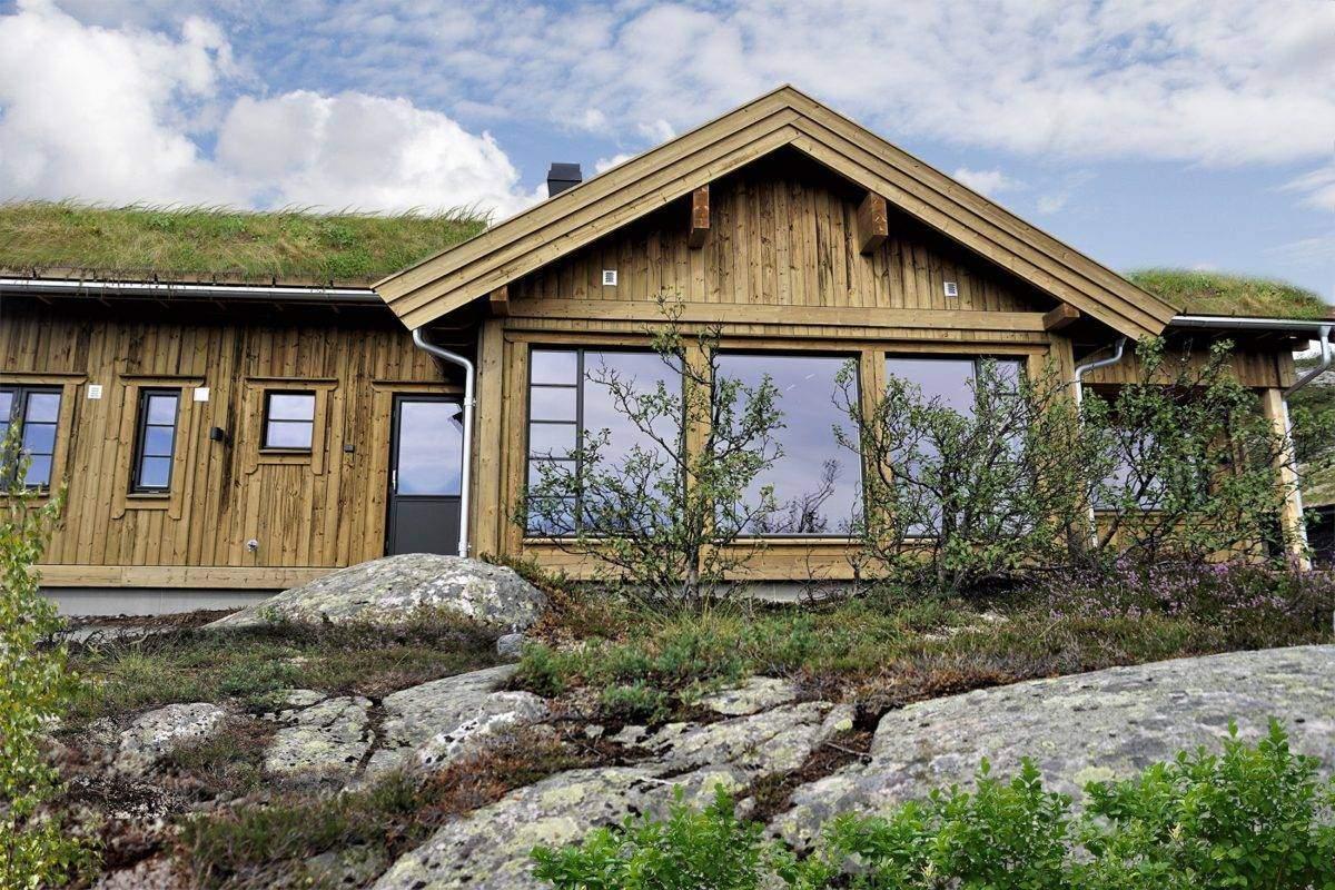 140 Hyttemodell Høgevarde 127 198-40