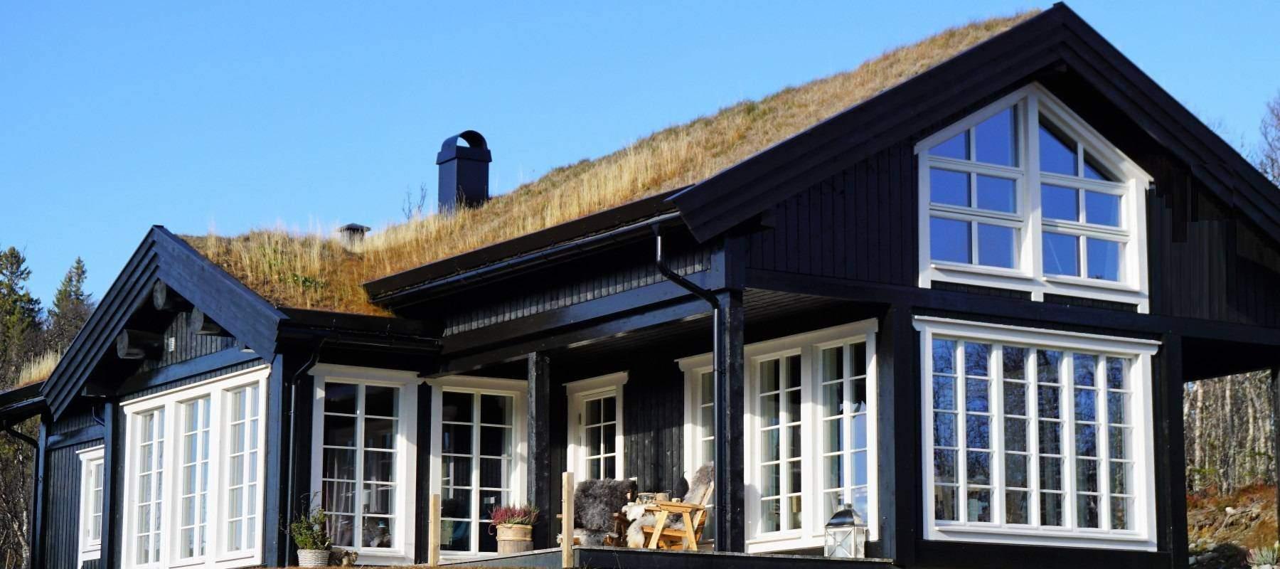 142 Hytte Bagn Stryn 97 186-100