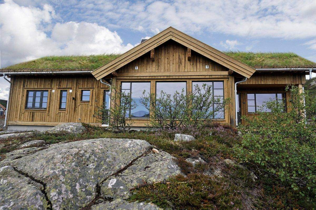 142 Hyttemodell Høgevarde 127 198-42