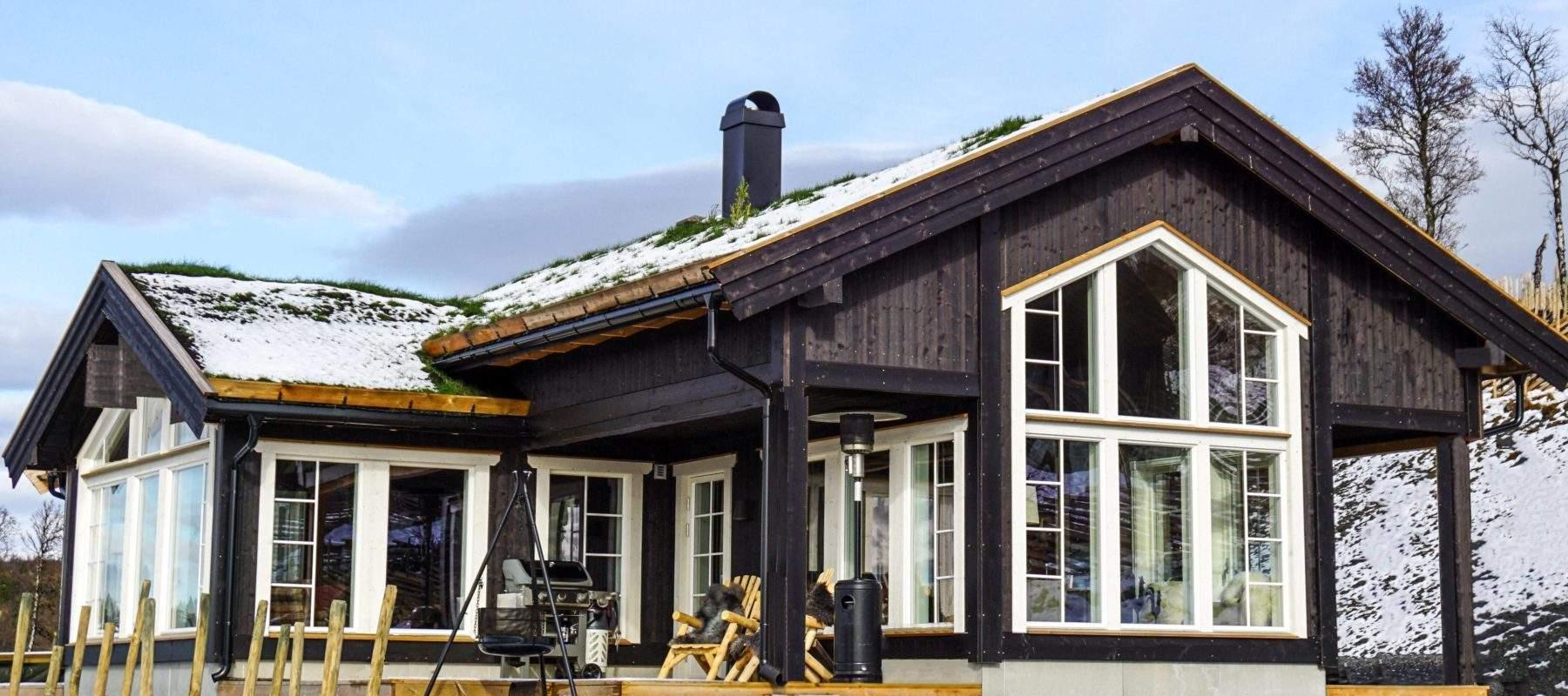 150 Vaset – Høyset Panorama. Hytte Strynsfjell 122 – Tiurtoppen Hytter