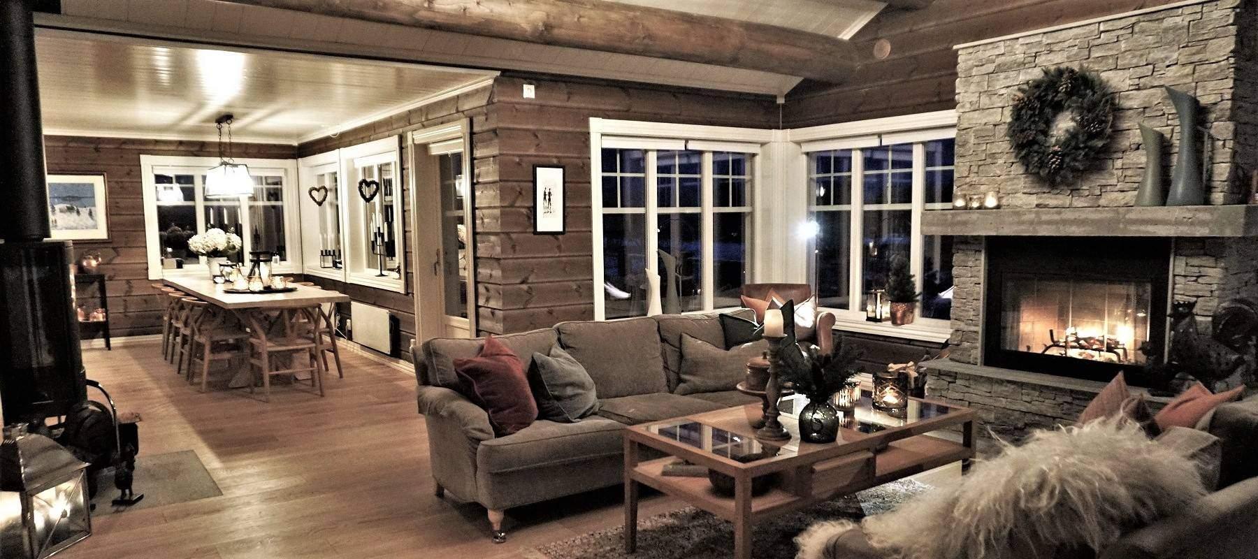 16 Hytteleverandor – Tiurtoppen Hytter Inspirasjon hytte pa Gålå