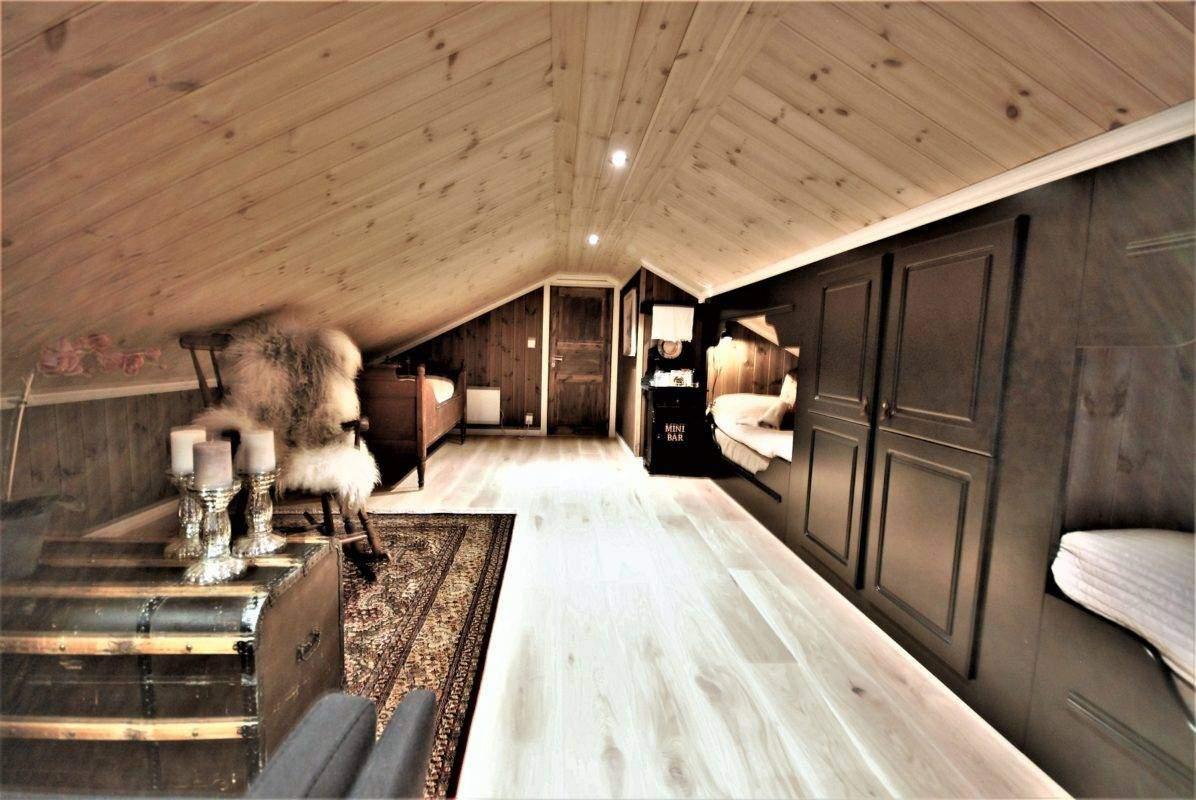 160 Hyttemodell Hytte Hemsedal 120 Soverom på hems
