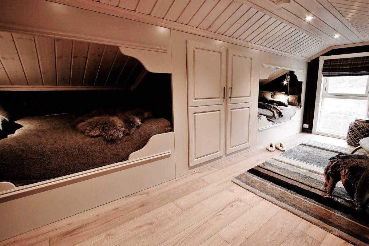 170 Hytteinteriør Inspirasjon Veggli – Stryn 92