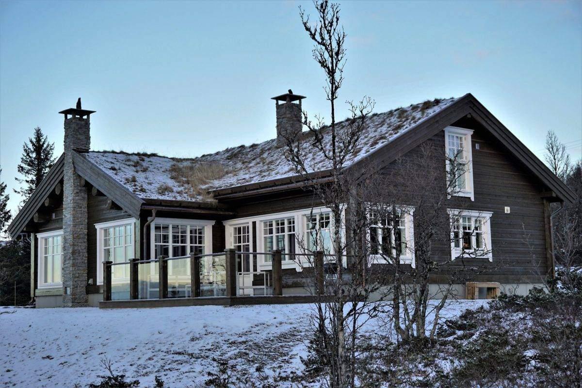 174 Hytte Hemsedal Gålå 74HV 190