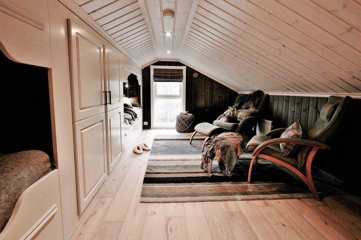 174 Hytteinteriør Inspirasjon Veggli – Stryn 92