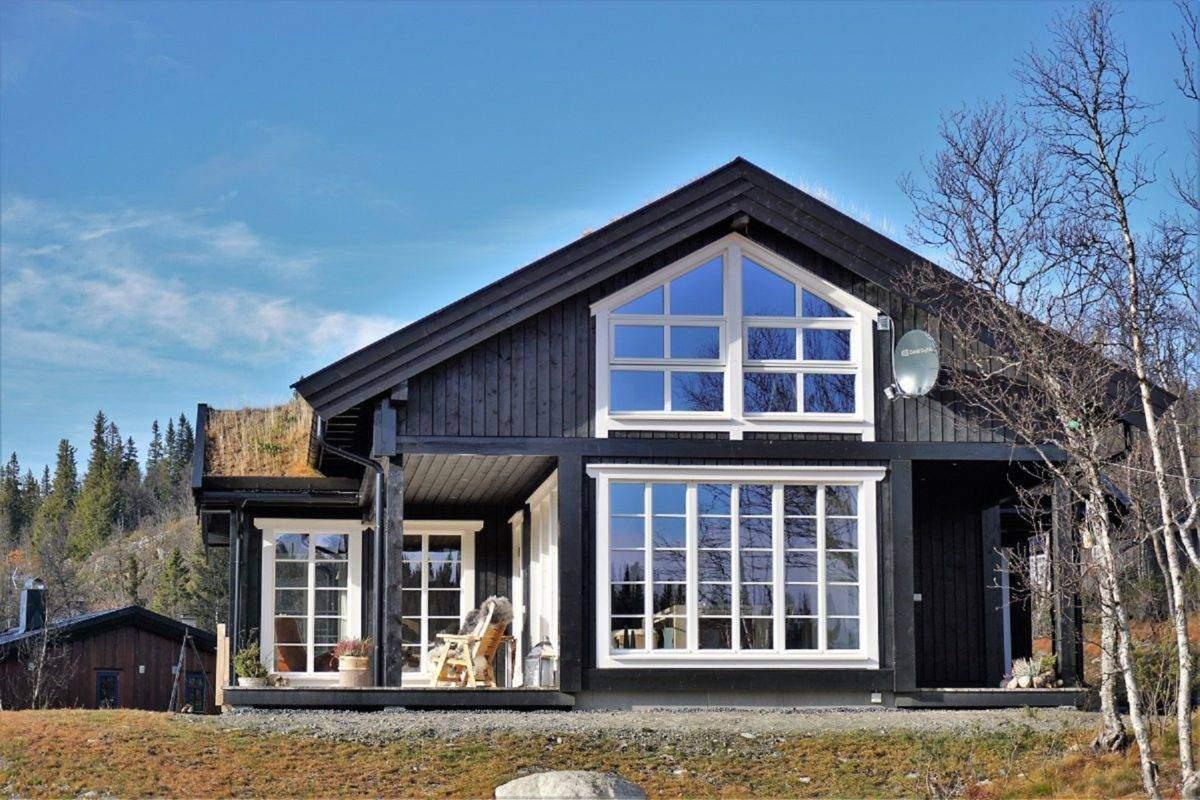 182 Hytte Aurdal Stryn 97 186-182