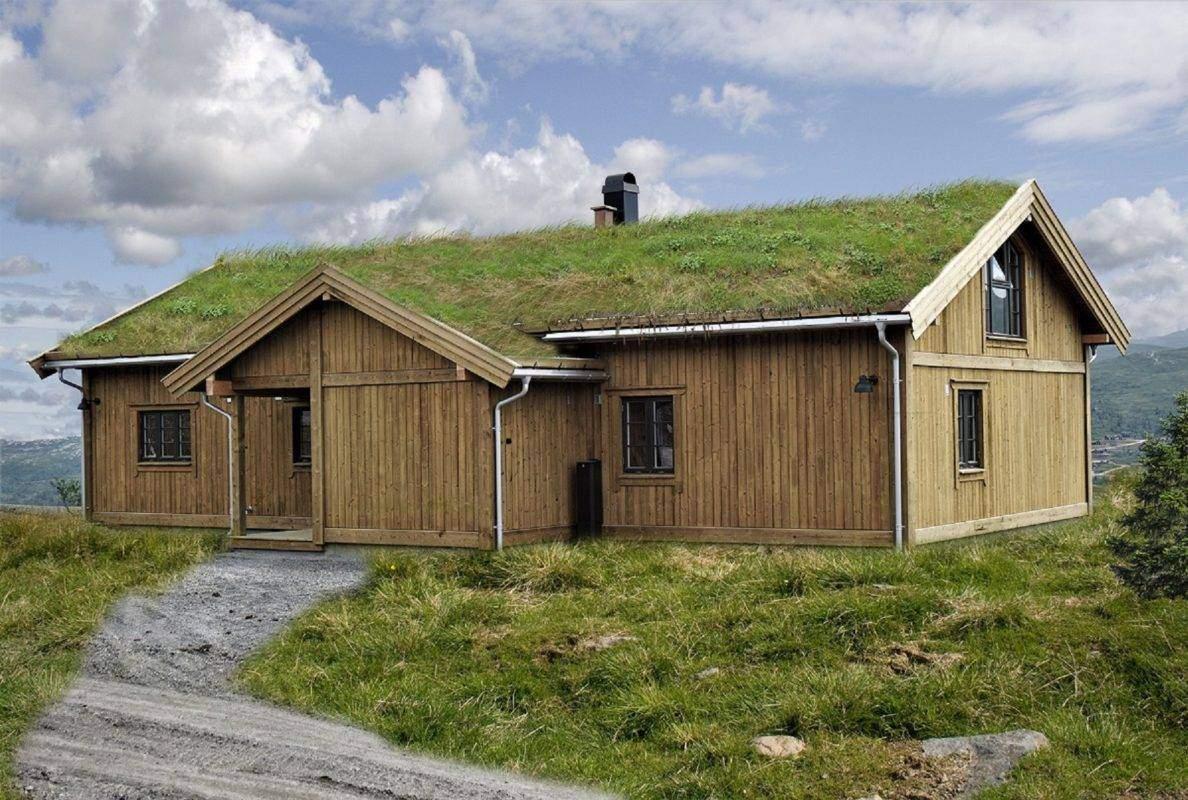 196 Hyttemodell Høgevarde 127 198-96