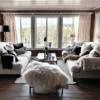 200 Hytteinspirasjon, Hytteinteriør Hafjell 138- Stua