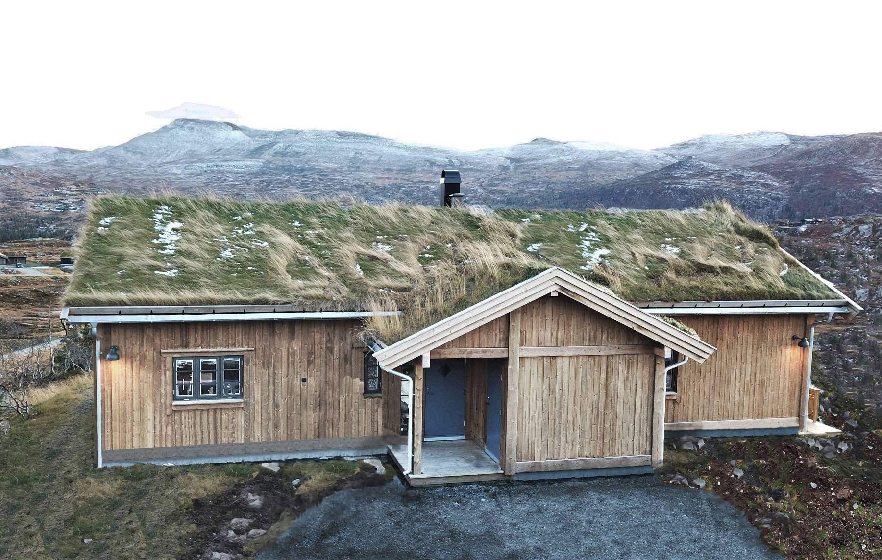 203 Høgevarde 127 – Hytteleverandør Tiurtoppen Hytter