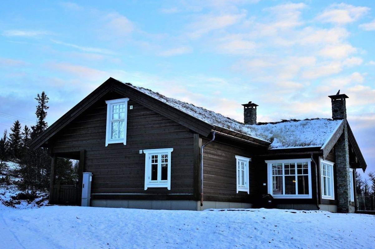 218 Hyttemodell Hytte Hemsedal 120