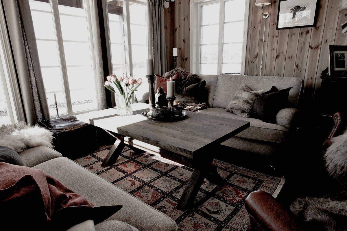 22 Hytte Vaset Rondeslottet 95 – Stue