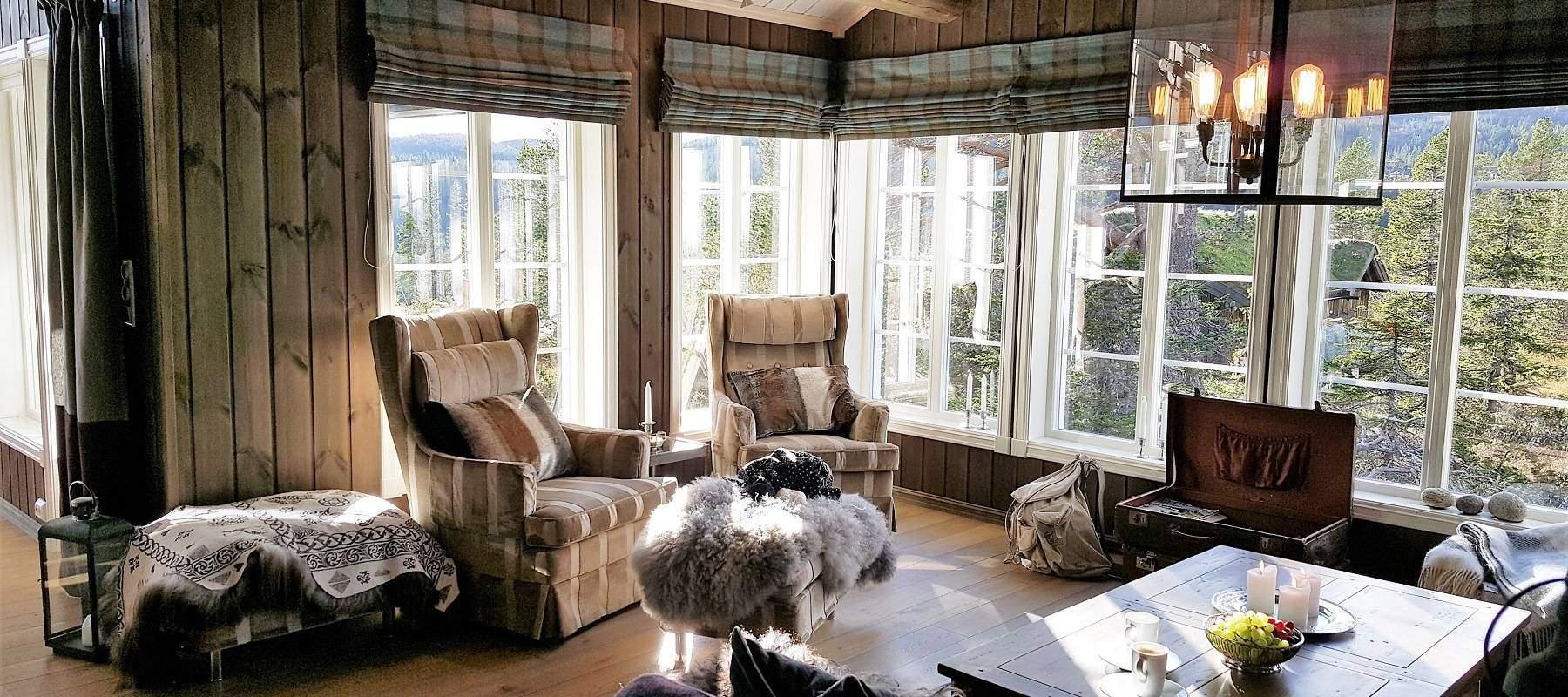 220 Hytteinteriør Inspirasjon Veggli – Stryn 92