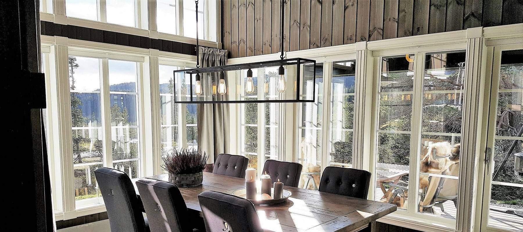 224 Hytteinteriør Inspirasjon Veggli – Stryn 92