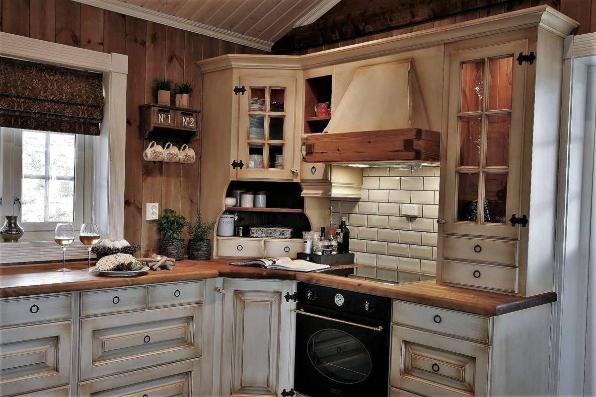 238 Hytteinspirasjon, Hytteinteriør Hafjell 138 Kjøkkenet
