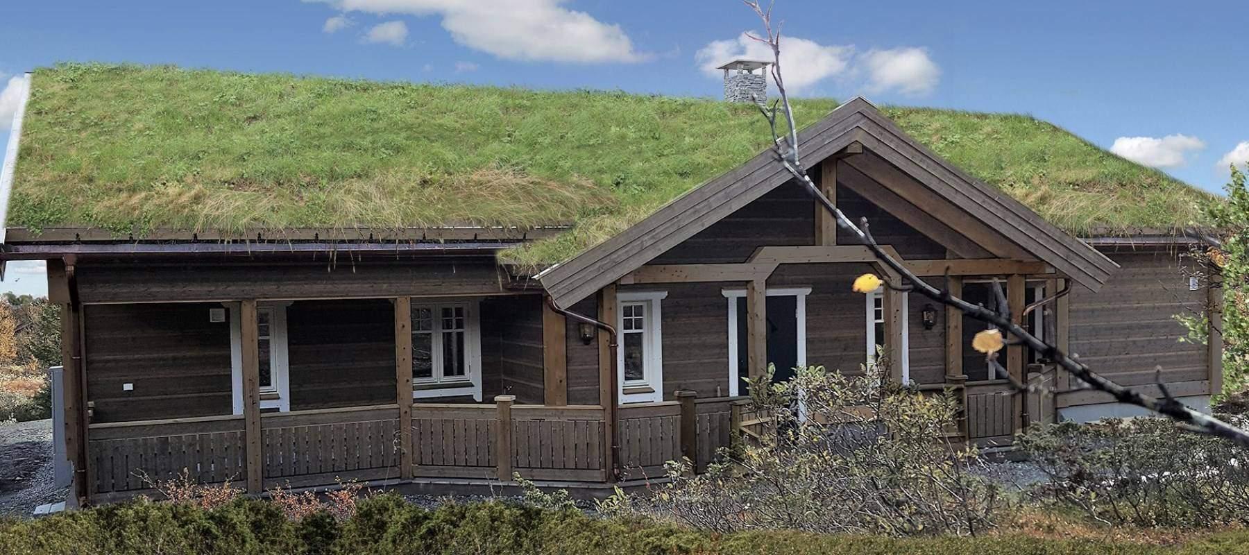 2550 Hytteleverandor – Tiurtoppen Hytter Inspirasjon hytte pa Gålå