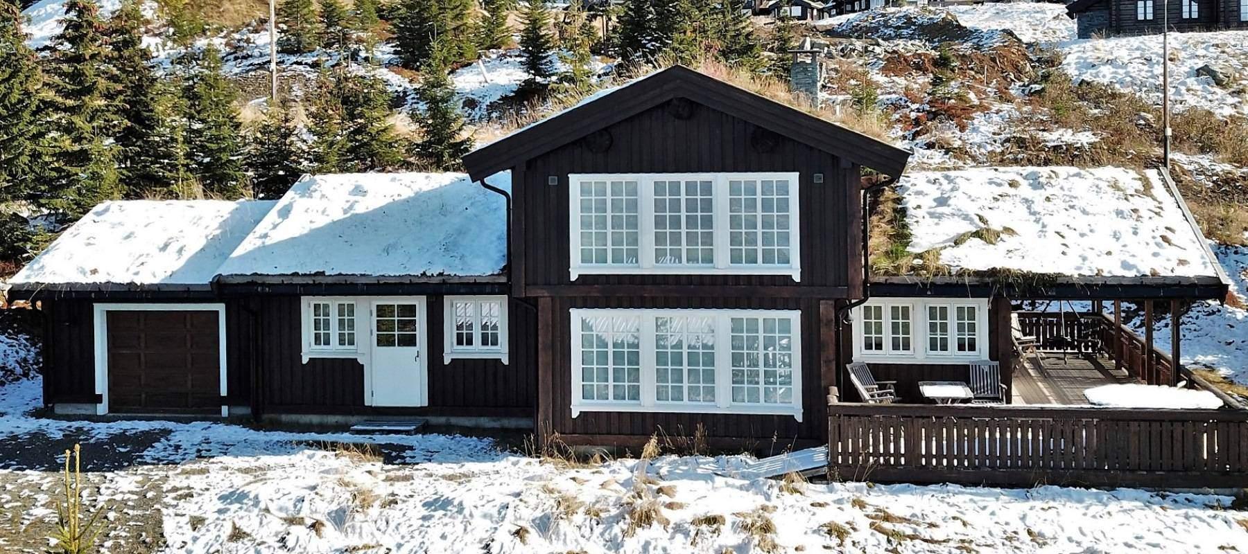 2560 Hafjell Mosetertoppen Hytte Hafjell 135+30