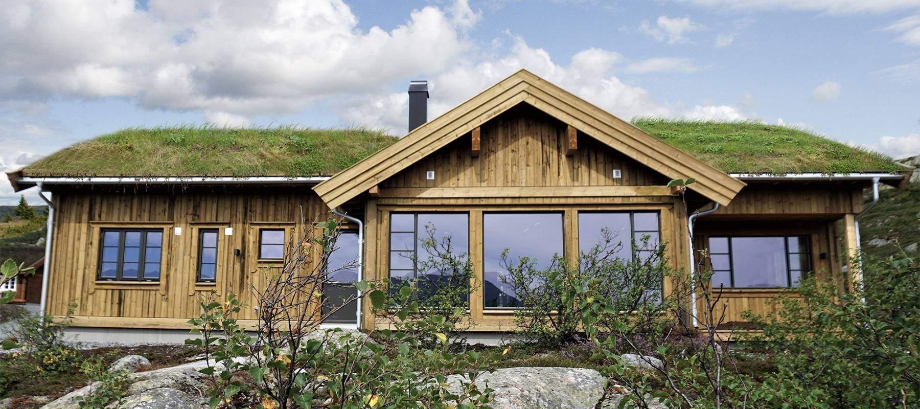 2600 Hytte hytteleverandør Høgevarde 127